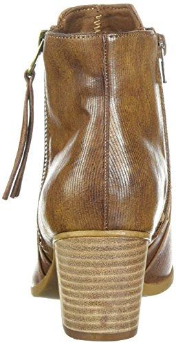 Women's Ankle Baretraps Bt cognac Nyomi Bootie dUqFrwTyU