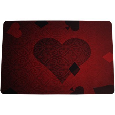 Price comparison product image Royalty Close-Up Mat (Red) by Paul Romhany - Trick
