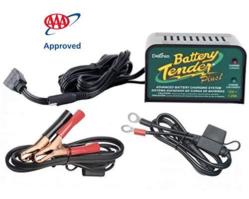 (Deltran Battery Tender Plus 1 Bank 12 Volt 2-Pack 021-0128(x2))