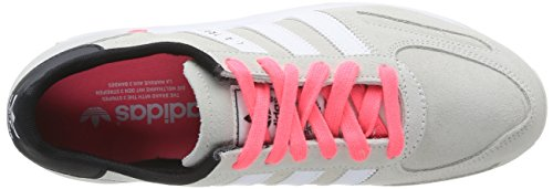 Adidas Mujer ftwwht Multicolor De Running cblack B35563 Sintético Material Zapatillas owhite rYr6xU