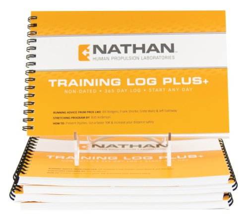 Nathan Training Log Plus Journal