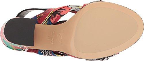 Etro Womens Tryckt Sandal Multi