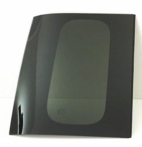 (TYG Fit 2009-2014 Nissan Cube Passenger Side Right Rear Quarter Glass)