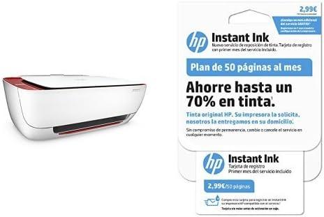 HP DeskJet 3637 - Impresora multifunción (Inyección de Tinta ...