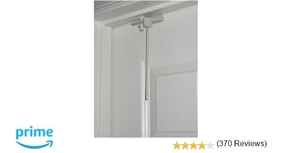 Amazoncom Child Proof Deluxe Door Top Lock Baby - Creative door chain that is really safe