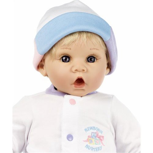 Newborn Nursery - Little Sweetheart - Blonde Hair, Blue