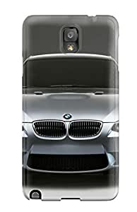 High Grade DPatrick Flexible Tpu Case For Galaxy Note 3 - 2007 Bmw M3 Concept 2