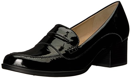 Naturalizer Women's Pat Black Dinah Loafer g48qSgZ