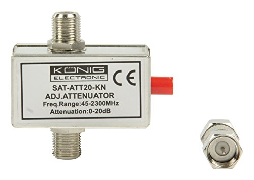 Expert choice for variable attenuator