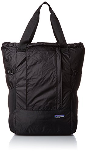 Patagonia Lightweight Travel Tote - 1343cu in Black, One Size