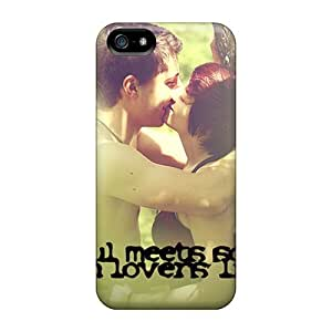 ConnieJCole PKhXDSy775fRVFh Case Cover Iphone 5/5s Protective Case Kiss