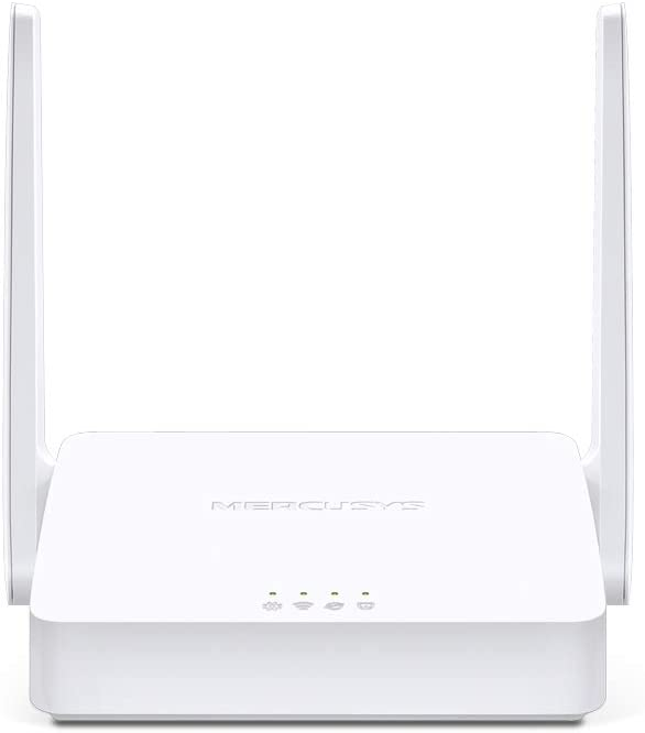 Mercusys Mw301r N300 Wlan Router Für Anschluss An Computer Zubehör