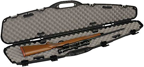 Plano Pillared Single Scoped Gun Case - Shotgun Air Rifles