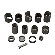 OEMTOOLS 27310 Master Ball Joint Installer/Remover Adapter Set