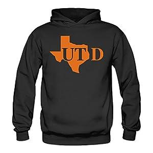 MARC Women's University Of Texas At Dallas Sweater Black Size M