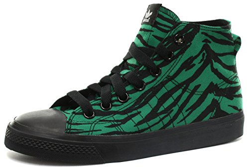 adidas Originals JS Jeremy Scott Nizza Hi Unisex Sneakers, Size - Jeremy Scott Uk
