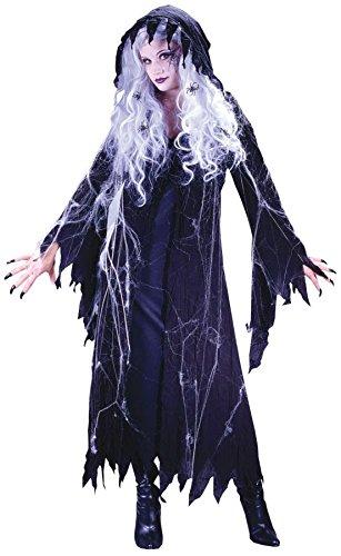 Spider Web Gauze Ghost Md Lg