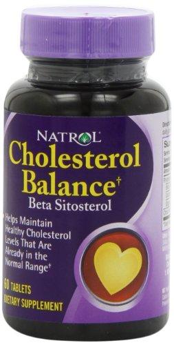 Natrol Cholesterol Balance Tablets Pack