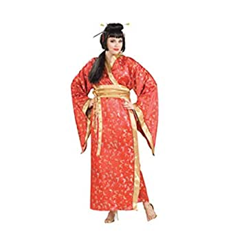 Madame Butterfly Adult Costume - Plus Size