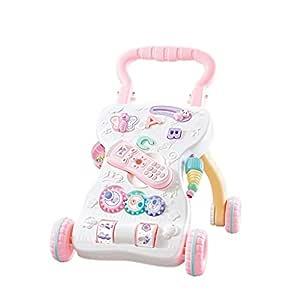 Andadores Baby Walker interactivo, 2-en-1 Music Phone Baby Toddler ...