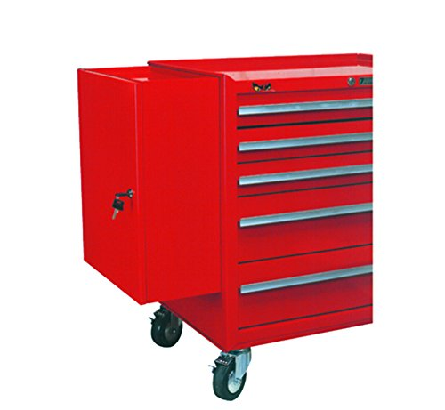 TCW-CAB Teng Tools Lockable Side Cabinet For Use With Roller Cabinets