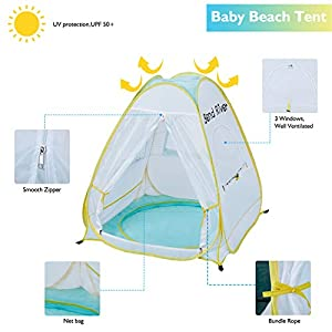 Bend River Tent