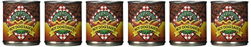 Tony Packo Hot Dog Sauce, 7.5-Ounce (Pack of 6)