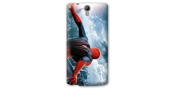 Case Carcasa Orange Nura2 / Nura 2 superheros - - spiderman ...