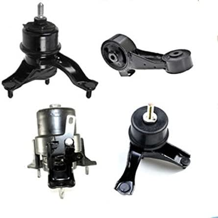 2004-2006 Toyota Camry 3.3L Engine Motor /& Trans Mount Set 4PCS 04 05 06 MK4207 MK4212 MK4236 MK4239 M1006 For