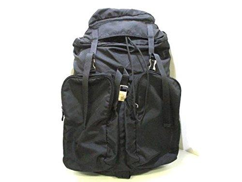 2f16b7dbafa6 Amazon.co.jp: (プラダ) PRADA リュックサック 黒 V136 【中古】: 服 ...