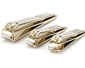 Nail Clipper Set, Manicure Set Women, Nail Clippers for Men. Stainless Steel 11 in 1 Manicure Kit. Light and Sturdy Travel Nail Care Kit Perfect Size and Sophisticated looking Portable Case by Uni co