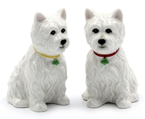 Westie Salt & Pepper Shaker by Unknown