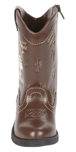 disney story light up woody cowboy boots for toddler