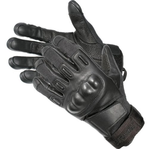 Blackhawk - S.O.L.A.G. HD w/Kevlar Light Assault Gloves, Black, L by BLACKHAWK!