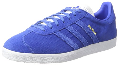 Blue Homme Basses Sneakers Gazelle Gold Vert Blue adidas Bleu Metallic xqwgCYqA