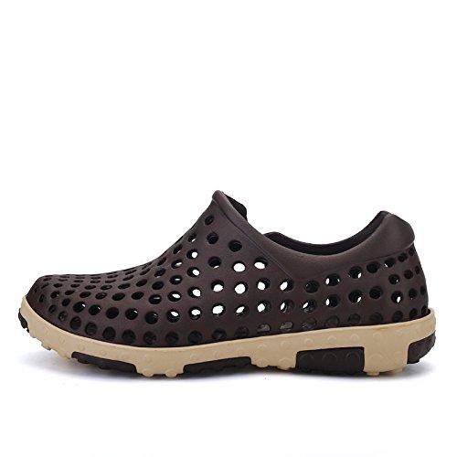 Men's Beach Shoes Summer Men's Mesh Sandal Non-Slip Super Soft Lightweight for Home Garden Outdoor Sports Walking Hiking - Australia Shoes Rivers Online