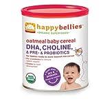 Happy Baby Oatmeals