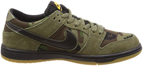 Zoom PRO SB Nike Low 44 Dunk 5 Camouflage wnpxIvE6