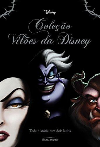 Vilões da Disney - Caixa
