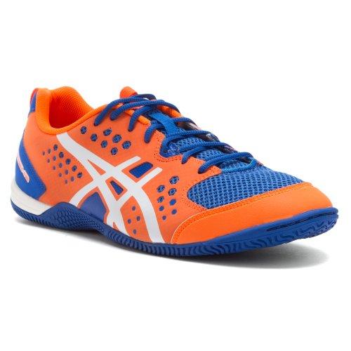 ASICS Men's Gel-Fortius TR Cross-training Shoe,Neon Orange/White ...