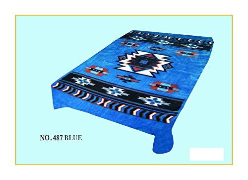 El Toro Plush Blanket Queen Size (estillo San ()