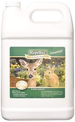 Repellex Original Deer & Rabbit Repellent 1 Gal Conc. 10007 (Deer Repellex Repellent)
