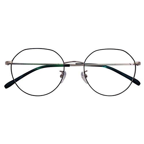 silver XYAS para sol Black Gafas mujer de SxqYq1PR8f
