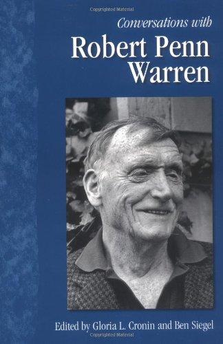 An introduction to the life of robert penn warren