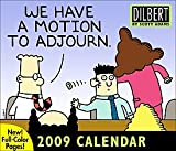 Dilbert 2009 Page Per Day Calendar