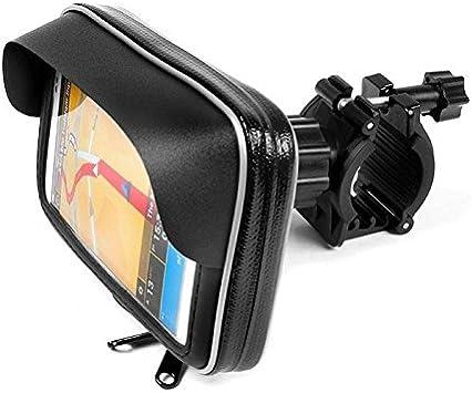 X-Style Soporte Impermeable GPS/Smartphone Universal con Visera ...