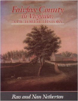 Fairfax County in Virginia a Pictorial History by Ross D. Netherton - In Fairfax Mall