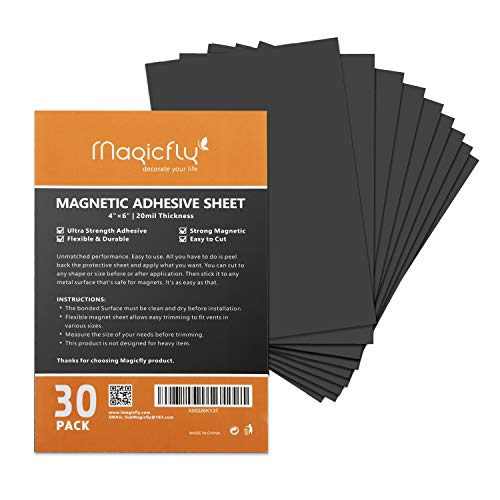 - Magnetic Adhesive Sheet 4