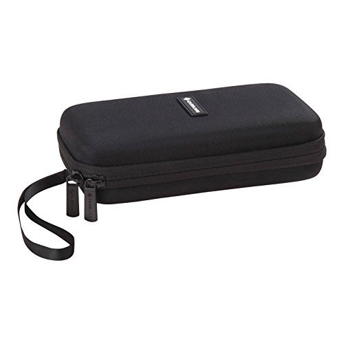 Caseling CASE for Graphing Calculator TI-84, 83 / Plus / CE. + More. - Hard Carrying Travel Storage Case Bag - Includes Mesh Pocket. (Graphing Calculators Ti)
