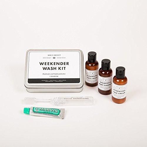 Men's Society Weekender Wash Kit